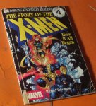 the story of the X-men 4 Haw it all bega