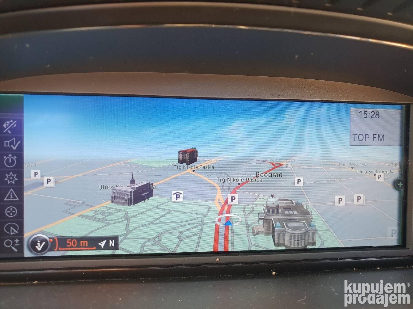 Automobili Oprema Gps Auto Navigacije Mape 2020 Karta 12 04