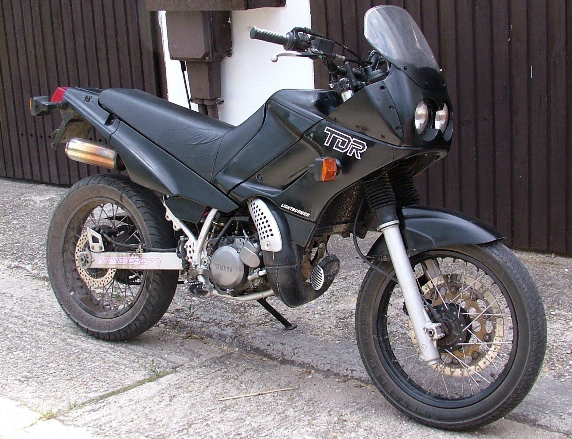 Motocikli Oprema I Delovi Yamaha Tdr 125 1992 God Menjac