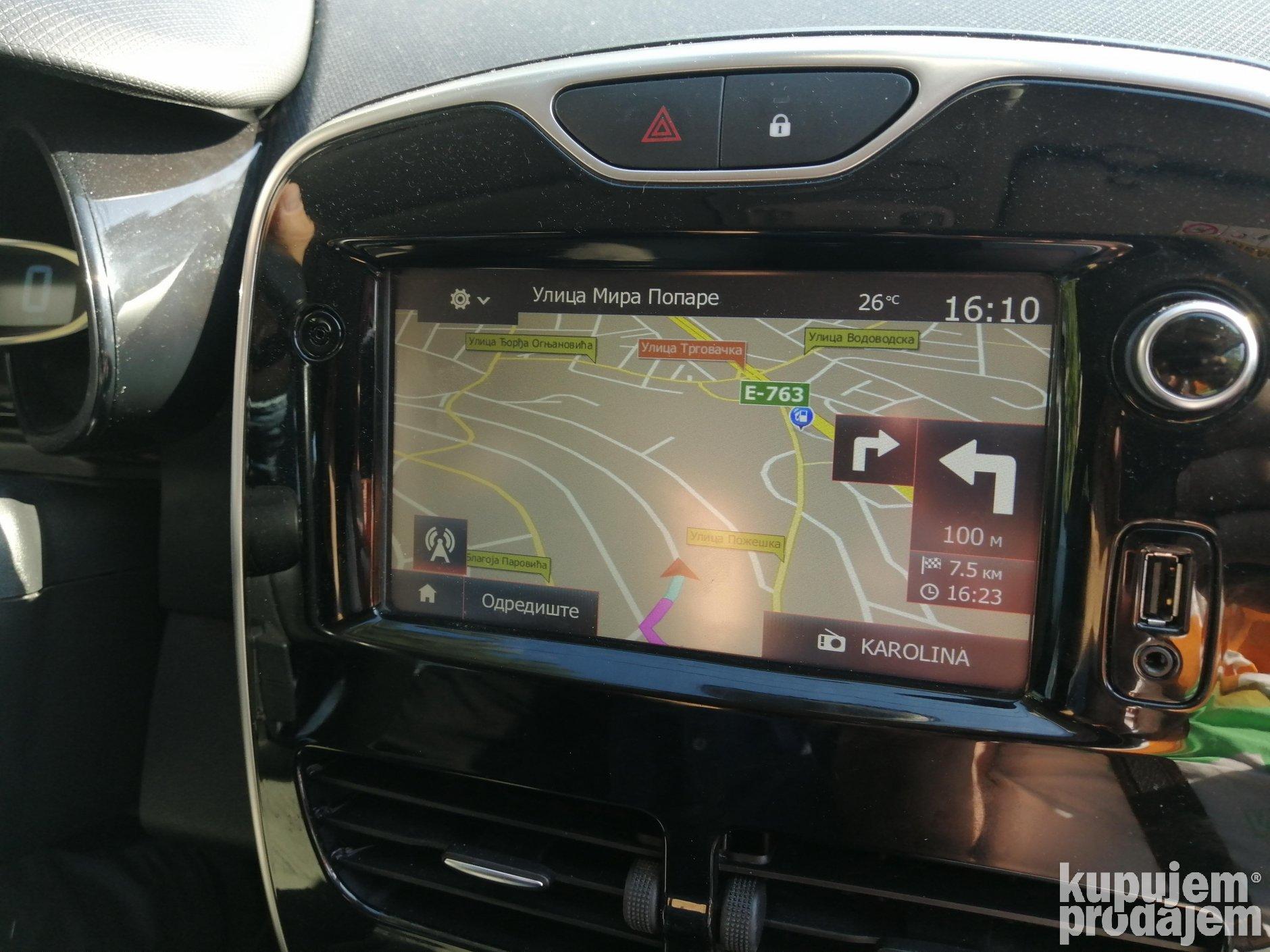 Automobili Oprema Mape Srbije I Eu Za Renault I Tomtom 28 03