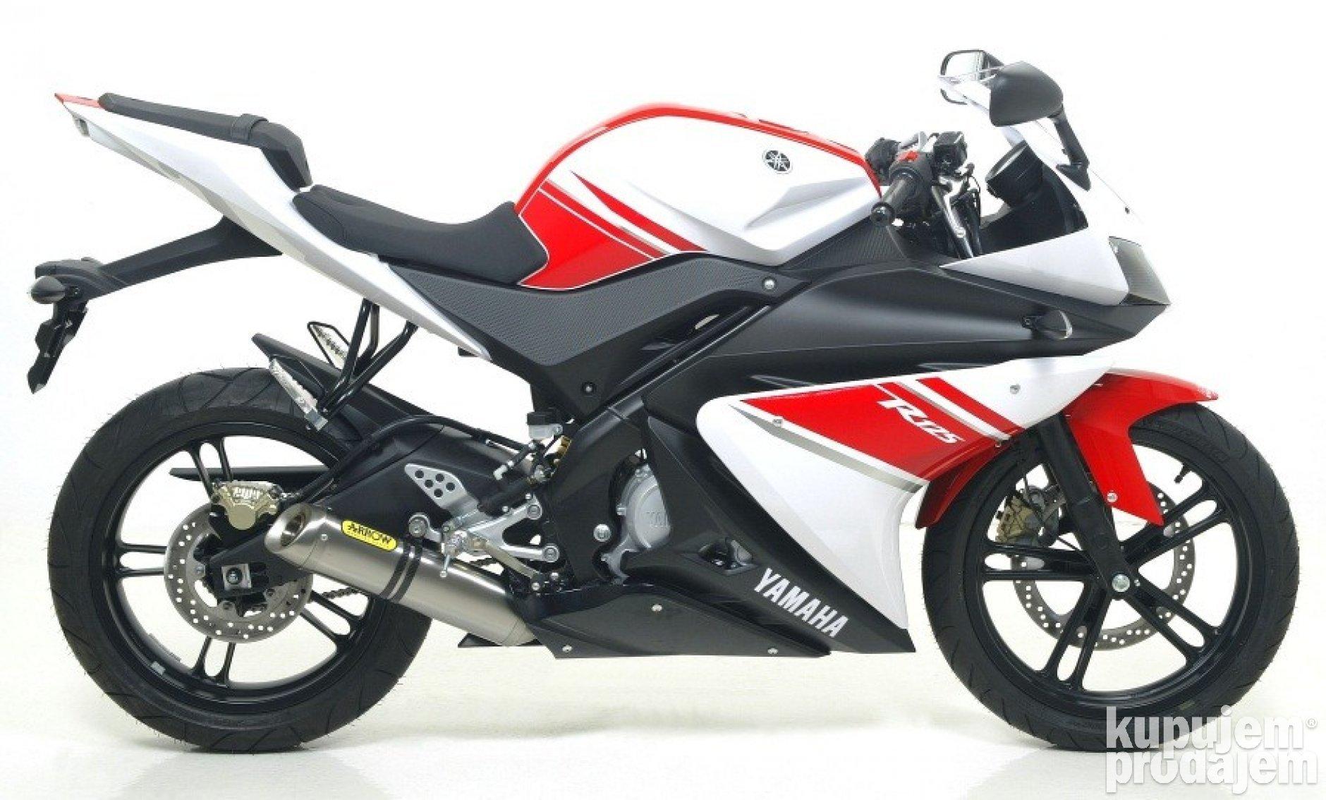Motocikli Oprema I Delovi Yamaha R 125 2008 God Radilica