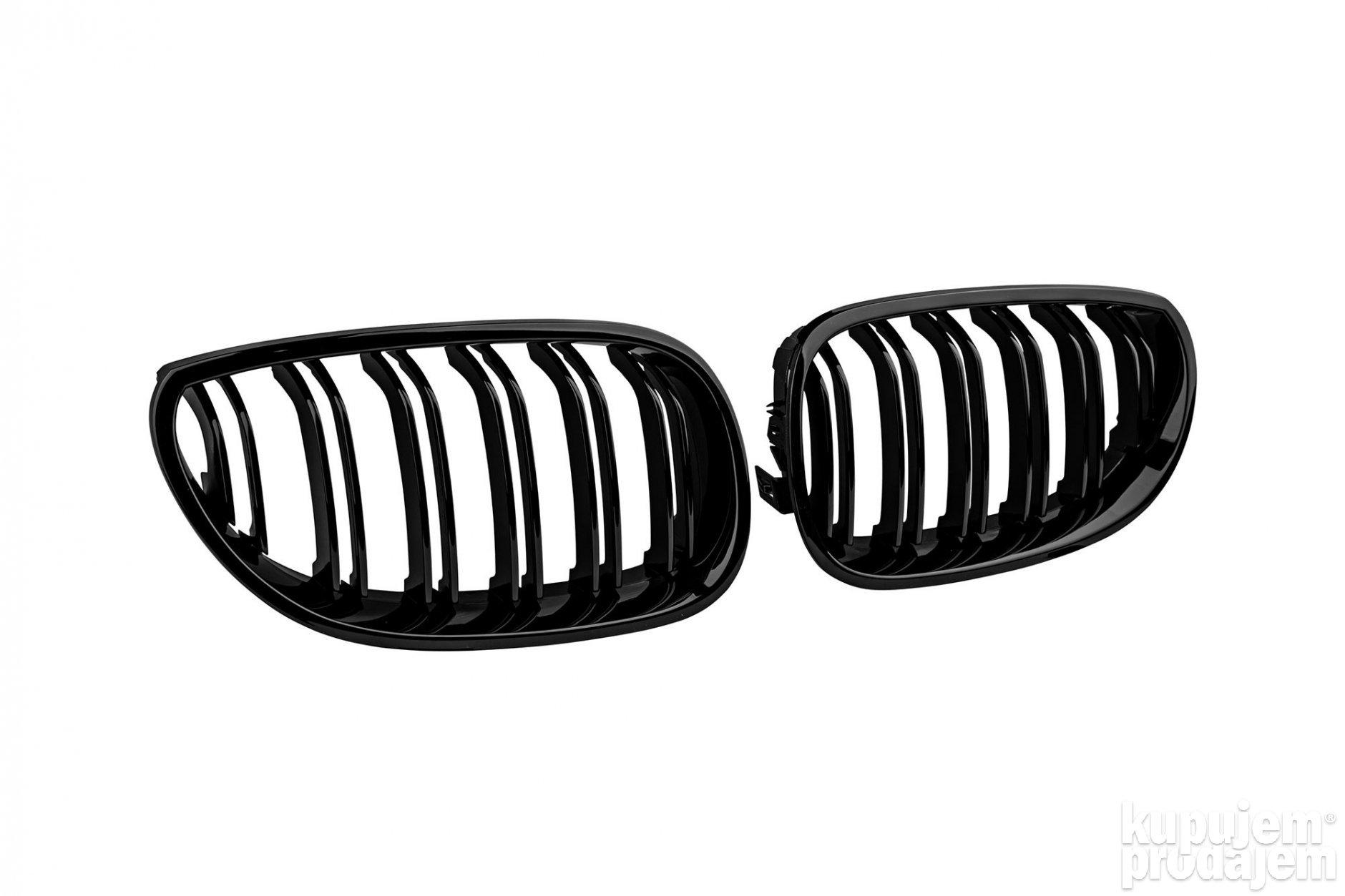 Automobili Oprema Prednja Resetka Maska Bmw E60 M Look 04 12 2020 Id 79337717 Kupujemprodajem