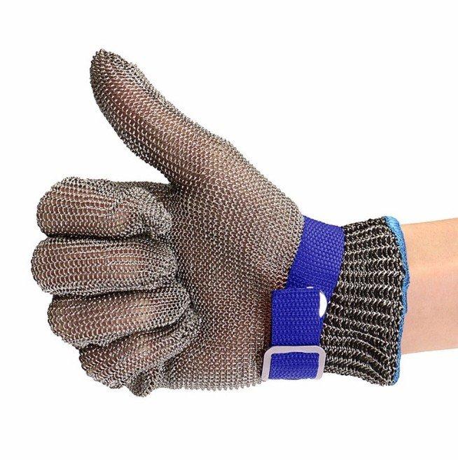 Oprema za poslovanje : Zastitna mesarska rukavica Novo 21.08.2017 - ID 418988...