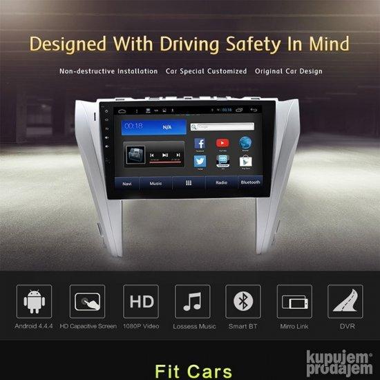 automobili oprema android multimedija toyota camry 2015 auto dvd gps naviga id. Black Bedroom Furniture Sets. Home Design Ideas