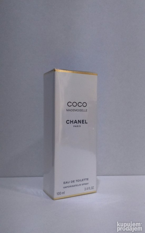 Chanel Coco Mademoiselle edt100ml